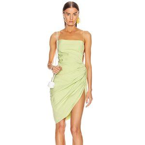 STILL SELLING Jacquemus La Robe Saudade in Green